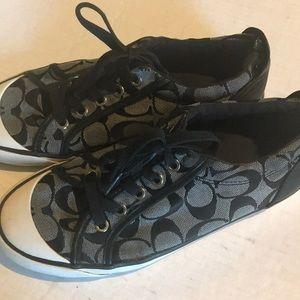 Coach Barrett Sneakers - Sz8B As Is